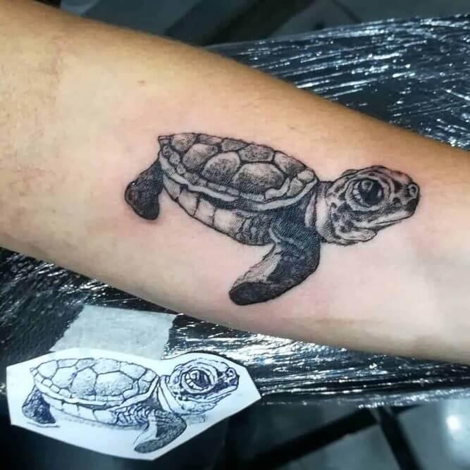 turtles tattoos